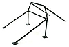 6 Point Roll Bar -  79-93 MUSTANG HATCHBACK