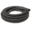 6AN BLACK NYLON HOSE - 20 FEET