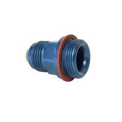 8AN - 7/8 -20 SHORT HOLLEY ADAPTER