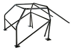 10 Point Roll Cage - 33-34 COUPE